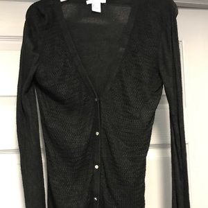 H&M Black Cardigan. MUST BUNDLE